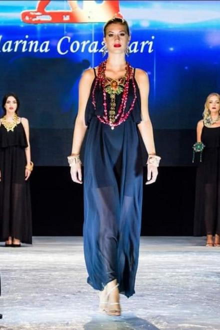 I gioielli di Marina Corazziari. Foto da Ufficio Stampa