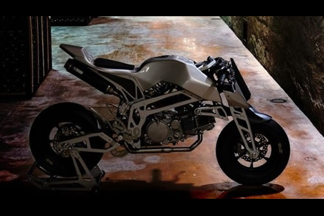Moto Virale 1010 Moard