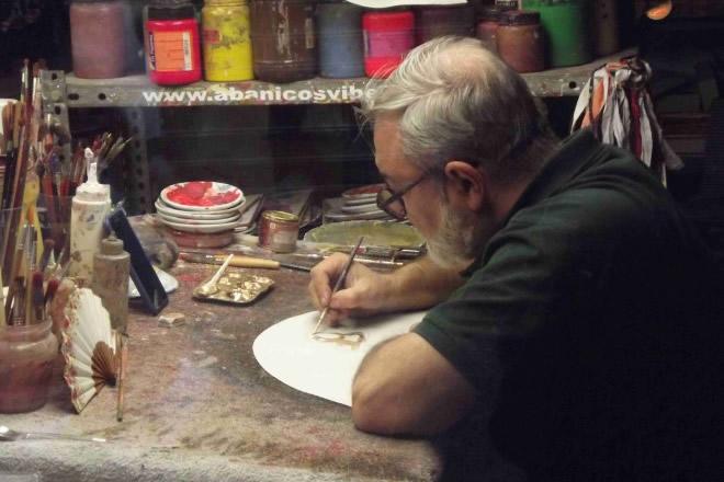 Gli artigiani di Valencia