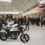 Moard, il salone di moto design