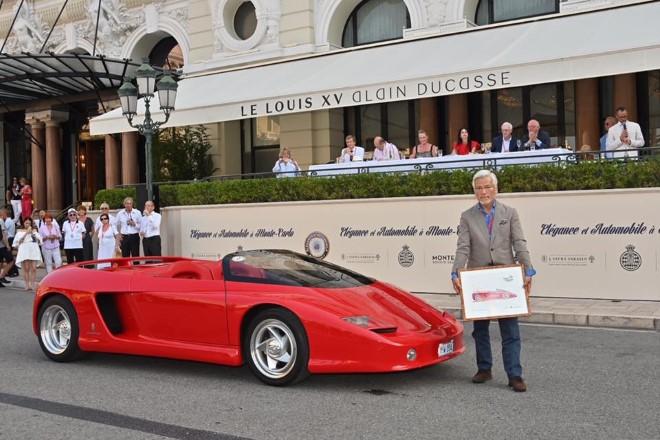 Vetture ad Elegance et Automobile Monte-Carlo