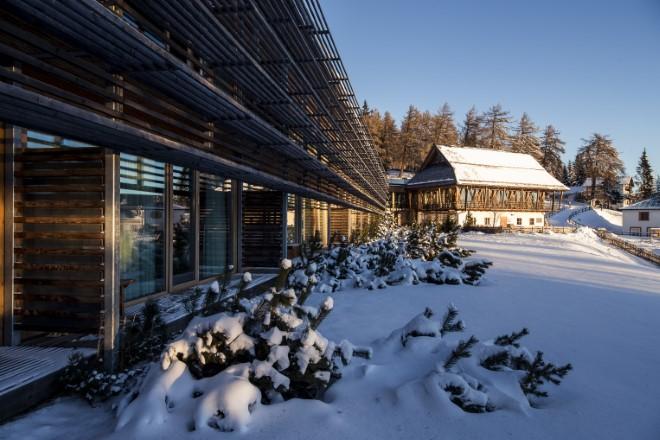 Inverno slow. Foto di Florian Andergassen