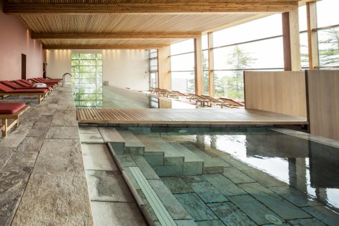 Relax al vigilius mountain resort. Foto di Florian Andergassen