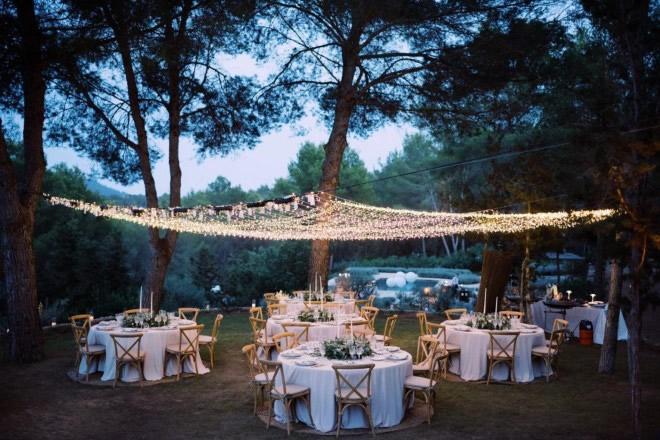 Cena esclusiva a Ibiza