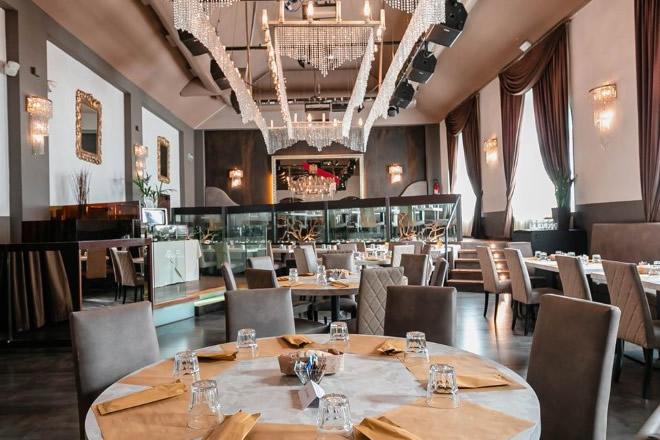 Cost Disco Restaurant Milano. Foto da Facebook