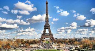 Torre Eiffel a Parigi, capitale della Francia. Foto dal Web