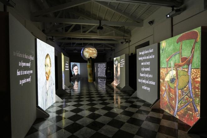 Van Gogh Multimedia & Friends riapre a Parma Capitale della Cultura